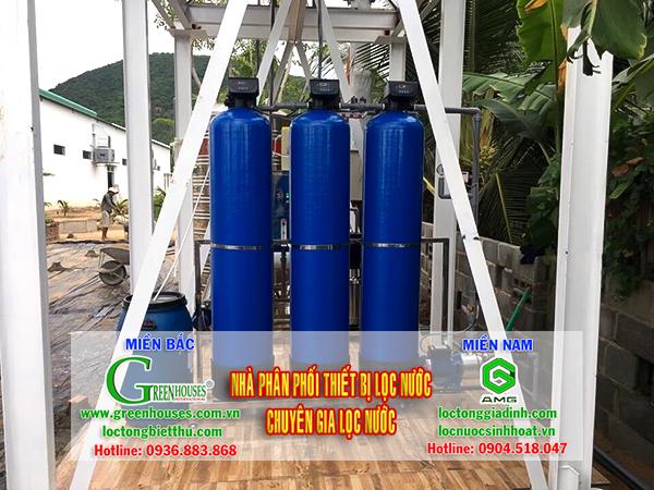 Lắp đặt hệ thống lọc nước tổng sinh hoạt tại Hưng Yên