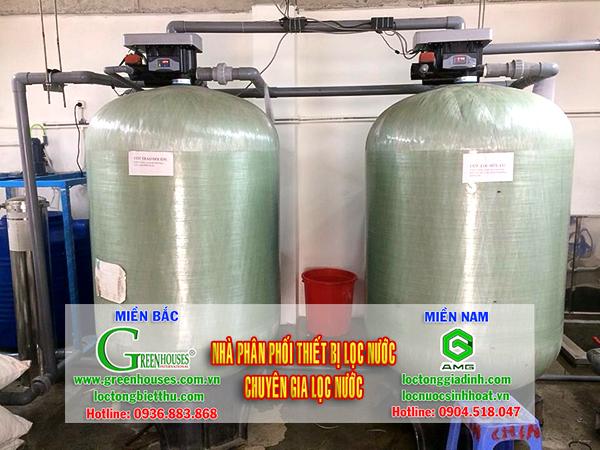 Hệ thống lọc nước giếng khoan cao cấp GreenHouses