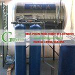 [Thái Bình] Lắp đặt bộ lọc nước giếng khoan tại Thái Bình