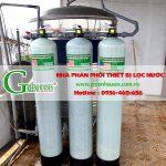 [Ninh Bình] Hệ thống lọc nước giếng khoan tại TP Ninh Bình