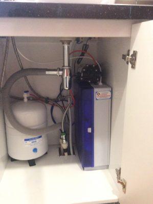 Lắp đặt máy lọc nước nhập khẩu Nga