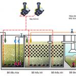Công nghệ xử lý nước thải AAO quy mô công nghiệp