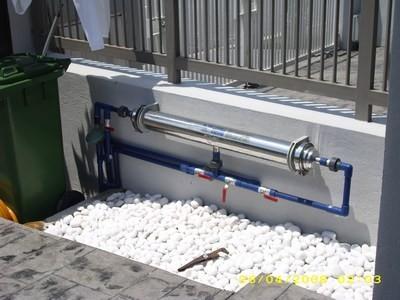 Hệ thống lọc nước tổng biệt thự Ultra Filtration