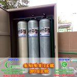 [Hà Nội] Lắp đặt hệ thống lọc nước tại Hoàng Hoa Thám