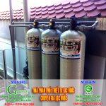 [Ninh Bình] Quy trình xử lý nước giếng khoan tại Hoa Lư