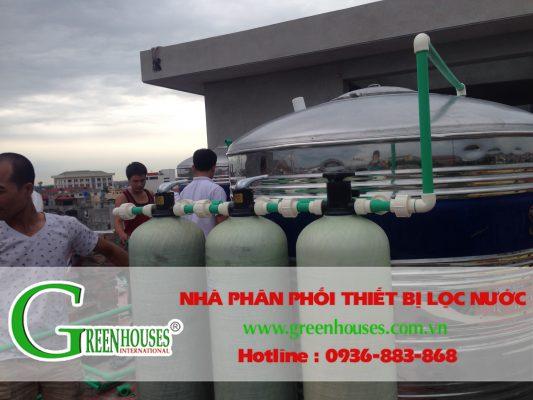 [Hà Nội] Lắp đặt hệ thống lọc nước tại Quận Ba Đình
