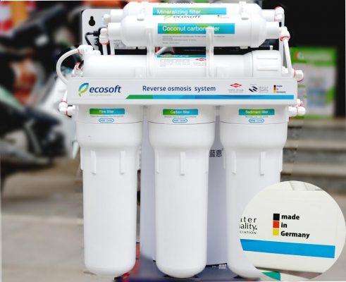Máy lọc nướcRo Ecosofl 6 cấp lọc